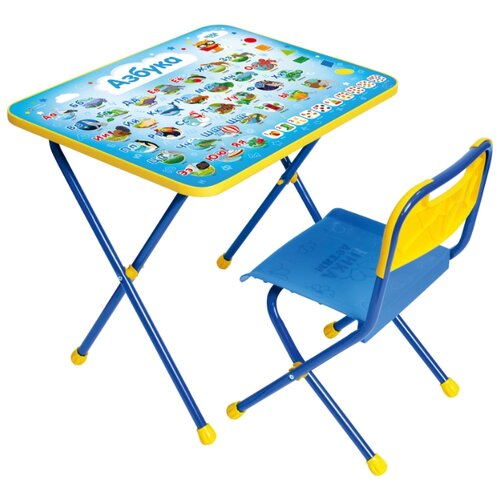 Комплект Nika стол + стул стул nika sport кс1 black