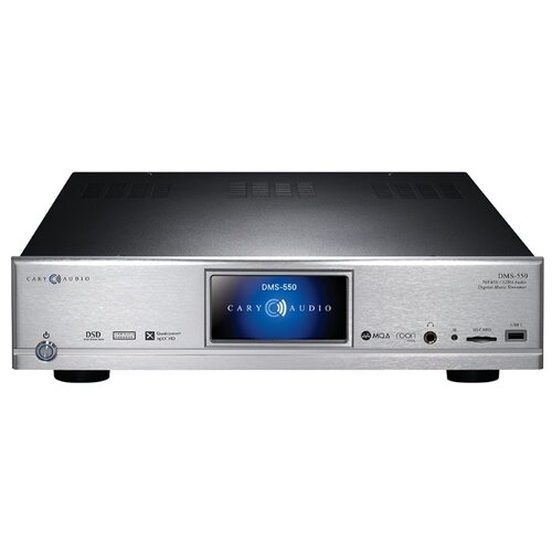 Фото - Сетевой аудиоплеер Cary Audio сетевой аудиоплеер naim audio