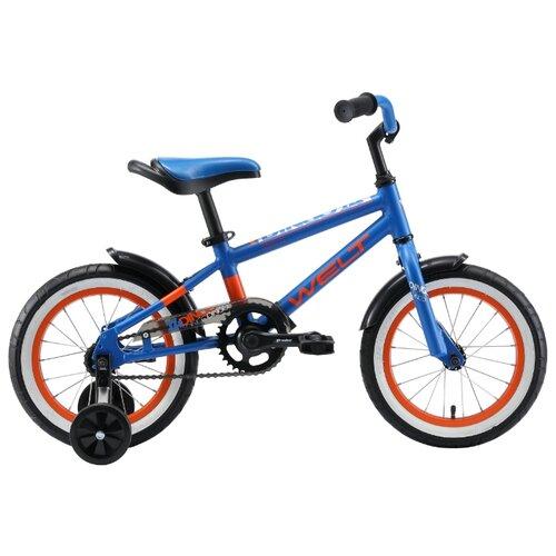 Детский велосипед Welt Dingo 14 велосипед welt peak 24 disc 2019