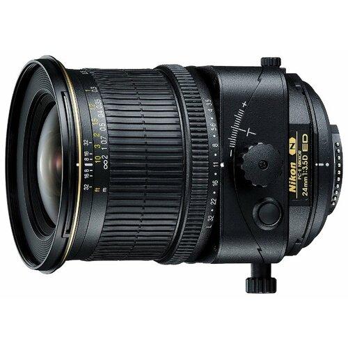 Фото - Объектив Nikon 24mm f 3.5D ED объектив