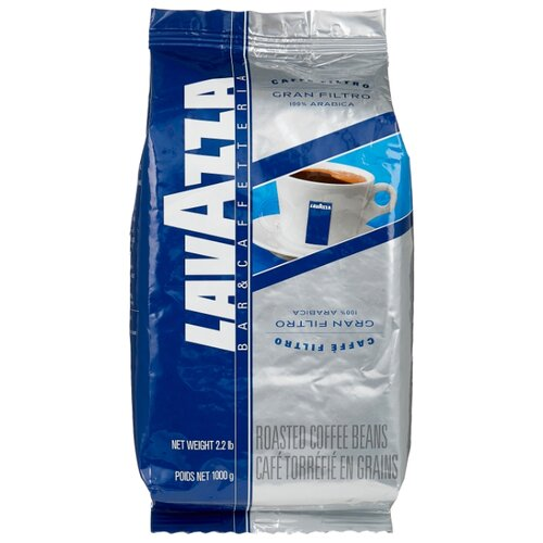 Кофе в зернах Lavazza Gran Filtro