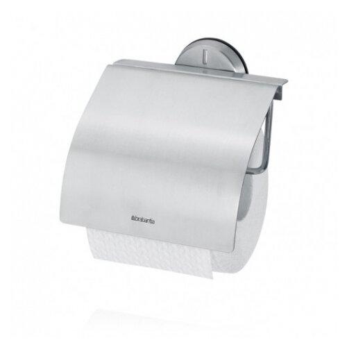 Держатель для туалетной бумаги держатель для туалетной бумаги brabantia profile цвет черный 483400