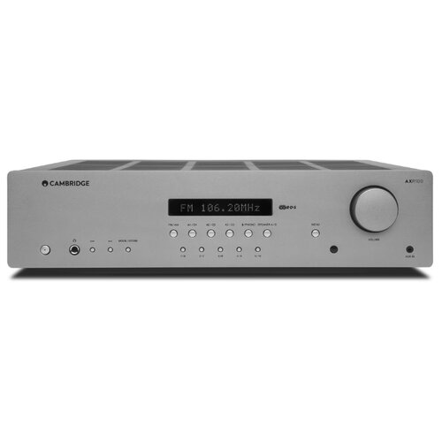 Ресивер Cambridge Audio AXR100 стереоресивер cambridge audio topaz sr10 v2 0 black