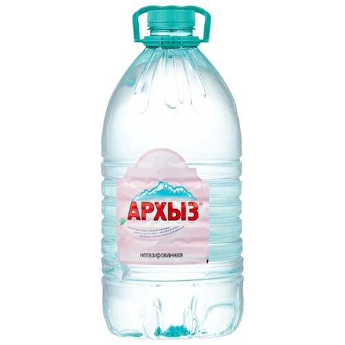 Природная ледниковая вода Архыз