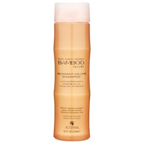 Alterna шампунь Bamboo Volume эмульсия alterna lengthening hair and scalp elixir 50 мл