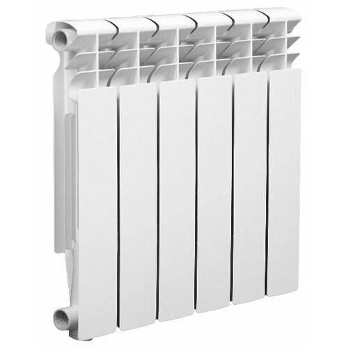 Радиатор алюминиевый Lammin Eco радиатор отопления lammin eco al350 80 8