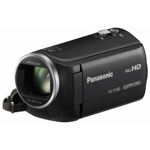 Фото - Видеокамера Panasonic HC-V160 цифровая видеокамера panasonic hc v 380 черный