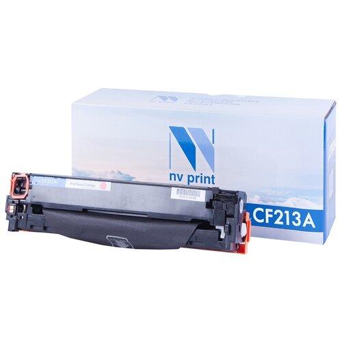 Фото - Картридж NV Print CF213A для HP картридж nv print q7562a для hp