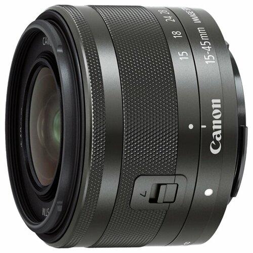 Фото - Объектив Canon EF-M 15-45mm f объектив