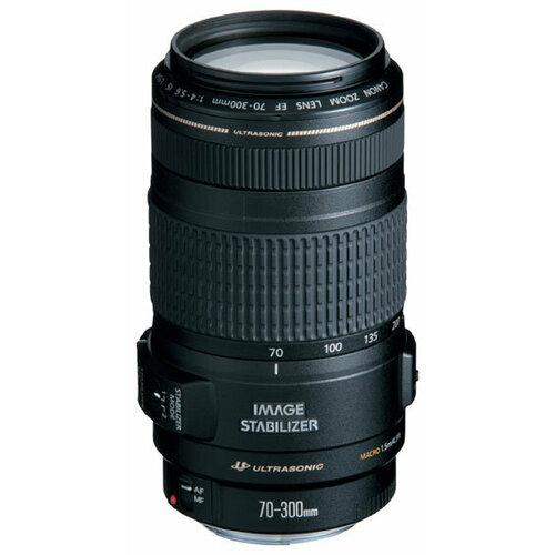 Фото - Объектив Canon EF 70-300mm f объектив