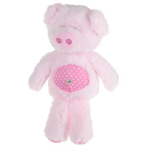 Мягкая игрушка Gulliver Хрюша мягкая сумочка хрюша на длинном ремне 3251393 розовый