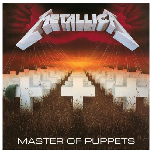 Metallica. Master Of Puppets LP леггинсы classical puppets