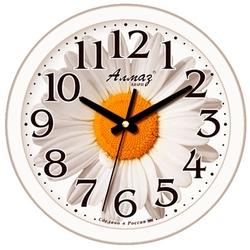Часы настенные кварцевые Алмаз E37