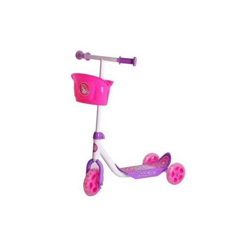 Городской самокат Moby Kids Кроха самокат moby kids 64627 pink
