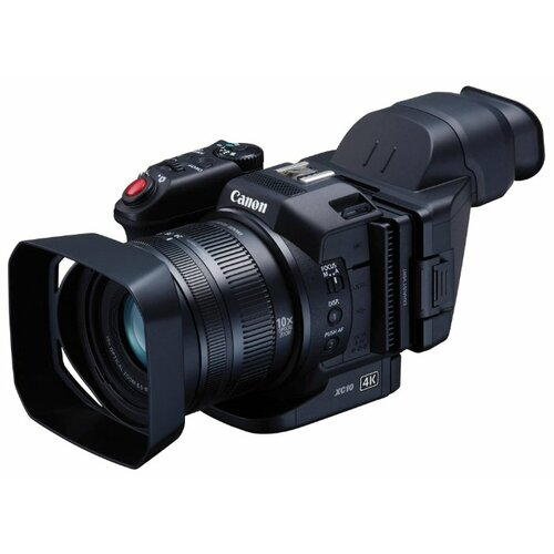 Фото - Видеокамера Canon XC10 видеокамера ip hikvision ds 2de3204w de 2 8 12мм цветная корп белый