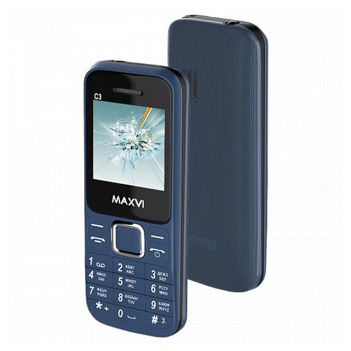 Телефон MAXVI C3 moshiqisuoni c3 сотовый телефон дела небольшой зеленый сердце s55t оболочки sonyc3 силиконовый защитный чехол