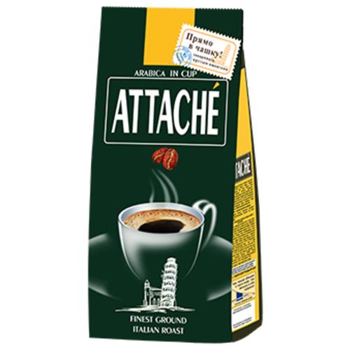 Кофе в зернах Атташе