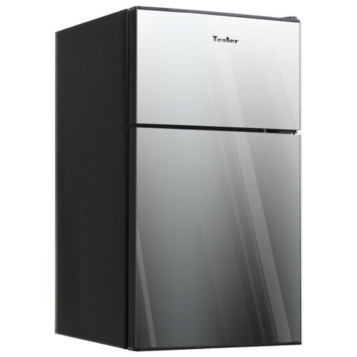 Холодильник Tesler RCT 100 Mirror