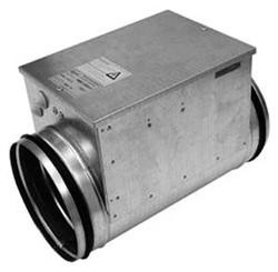 Электрический канальный нагреватель Арктос PBEC 125/3,6