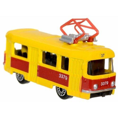 Трамвай ТЕХНОПАРК SB-13-01-2T
