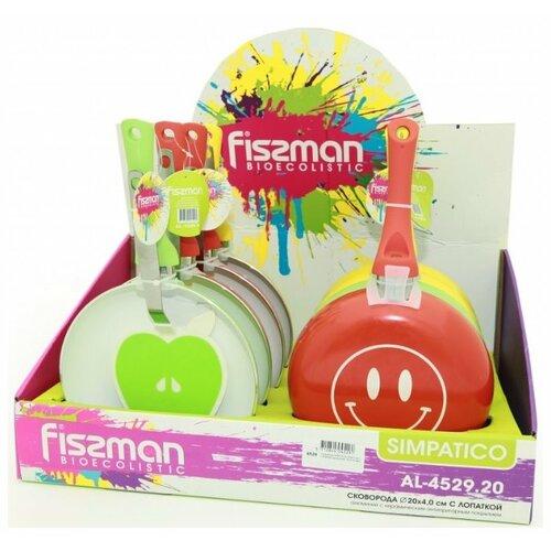 Сковорода Fissman Simpatico сковорода fissman 25cm ci 4094