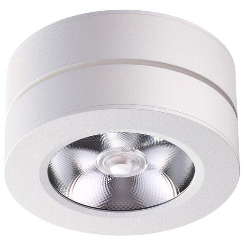 Спот Novotech Groda 357984 встраиваемый светодиодный светильник novotech groda 357983