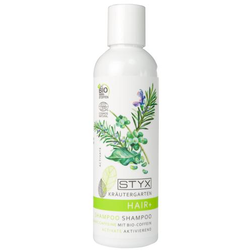 STYX шампунь био-кофеин для styx flower water lavender water