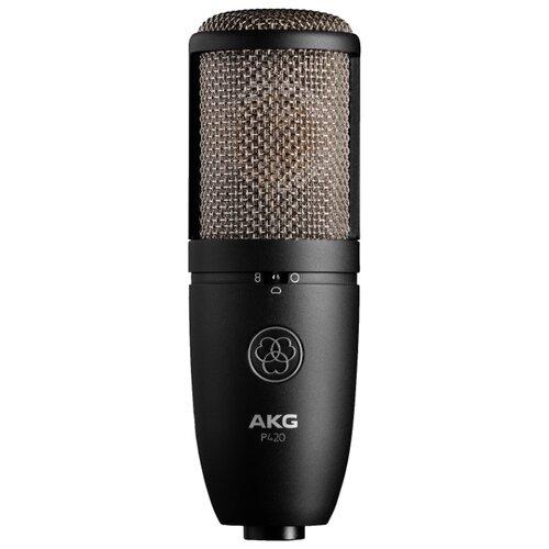 Микрофон AKG P420 микрофон для конференций akg cgn521sts