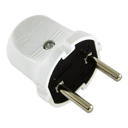 Вилка TDM ЕLECTRIC SQ1806-0001 отвертка индикаторная tdm sq0501 0001