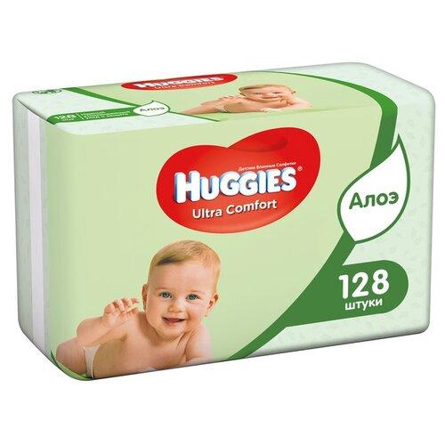 Влажные салфетки Huggies Ultra