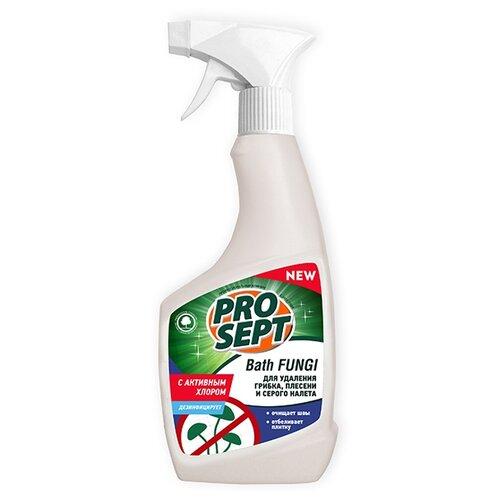 PROSEPT средство от плесени и средство для удаления плесени prosept экологичное 0 5 л