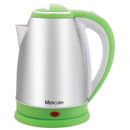 Чайник Mercury MC-6616 6617 чайник эмалированный mercury mc 7547