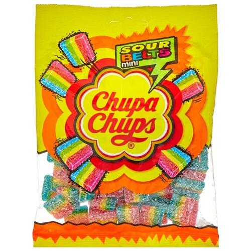 Мармелад Chupa Chups Sour belts