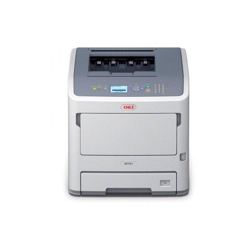 Фото - Принтер OKI B731dnw принтер oki c332dn цветной a4 22 20ppm 1200x600dpi 256мб ethernet usb