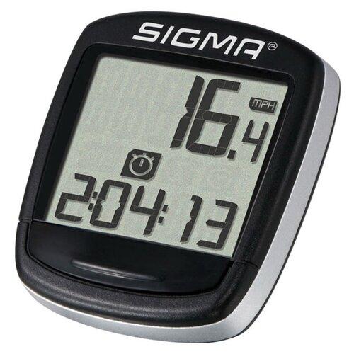 Велокомпьютер SIGMA BC 500 велокомпьютер sigma bc 16 16 sts cad беспроводной 16 функций датчик каденса 01618