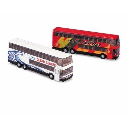 Автобус Welly Mercedes-Benz siku автобус mercedes benz travego