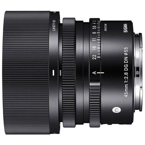 Фото - Объектив Sigma 45mm f 2.8 DG DN объектив sigma 105mm f 1 4 dg