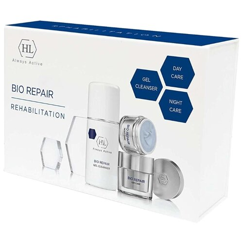 Набор Holy Land Bio repair holy land набор bio repair kit gel cleanser 125 day 50 night 50