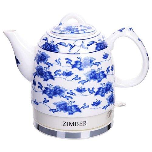 Чайник Zimber ZM-11230 чайник электрический zimber zm 11216