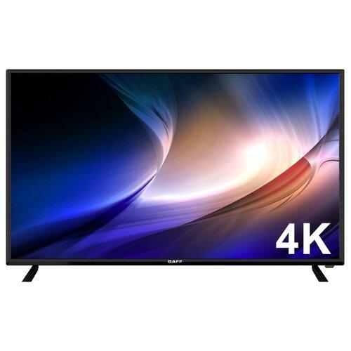 Фото - Телевизор BAFF 43 4KTV-ATSr 43 кеды мужские vans ua sk8 mid цвет белый va3wm3vp3 размер 9 5 43