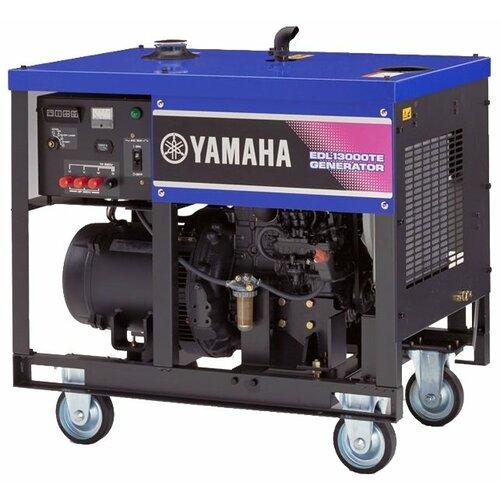 Дизельный генератор Yamaha yamaha fp9500c