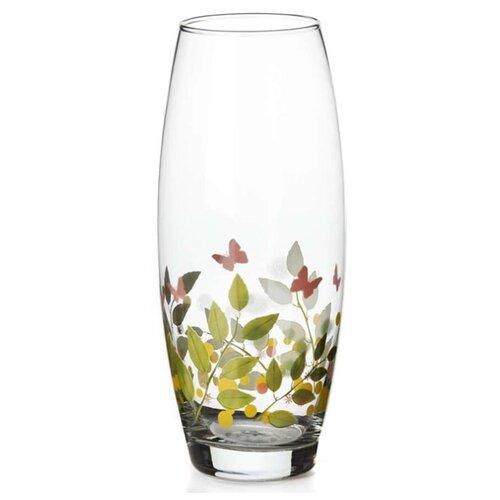 Ваза Pasabahce Flora ваза pasabahce flora цвет прозрачный высота 7 9 см