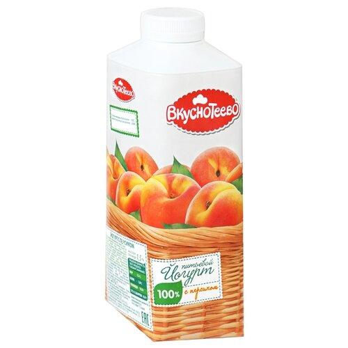 Питьевой йогурт Вкуснотеево с