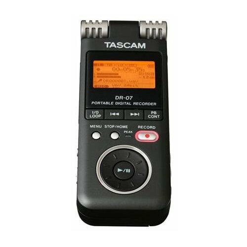 Портативный рекордер Tascam DR-07 tascam ixz