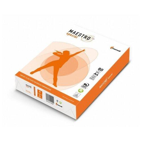 Фото - Бумага A4 500 шт. Maestro SPECIAL набор посуды maestro jambo apple mr 3501 6l серебристый 6 предметов