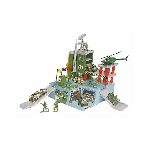 S+S Toys Мегапарковка: Военная s