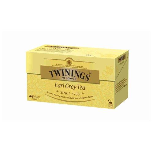 Чай черный Twinings Эрл Грей в