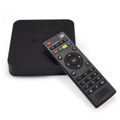 Фото - ТВ-приставка MXQ OTT TV box тв приставка openbox a4 pro