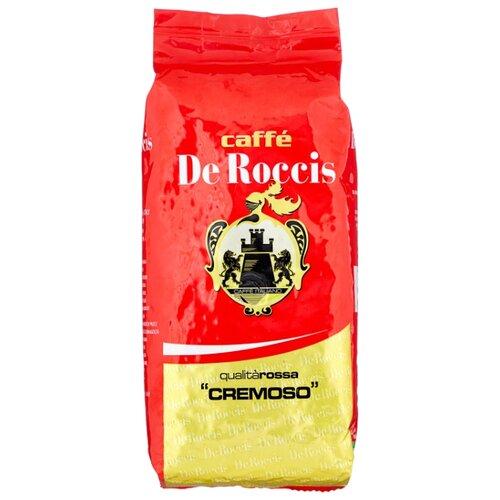 Кофе в зернах De Roccis Rossa