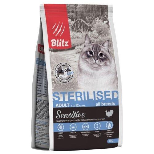 Корм для кошек Blitz Adult Cat first blitz
